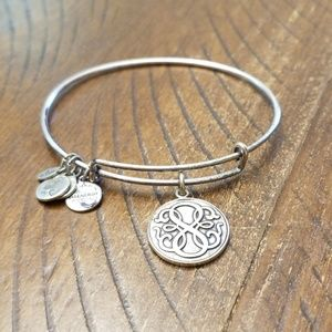 Alex and Ani bracelet- Path of life